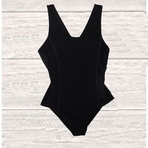Other - NWT BLACK ONE PIECE SWIMSUIT SIZE XL